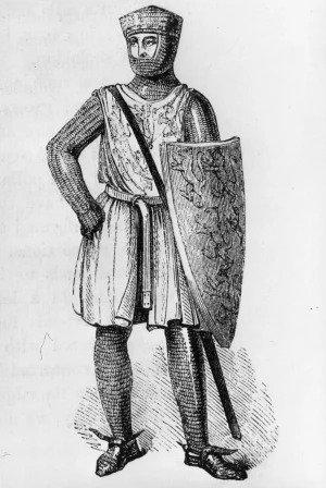rycerz William Marshal